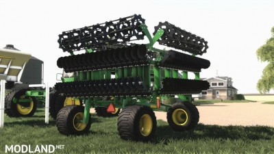 John Deere 2680H High Performance Disk v 1.0, 1 photo