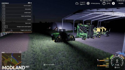 John Deere air seeder v 1.0, 1 photo