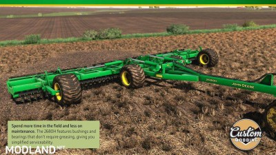 John Deere high speed disk v 1.0, 3 photo