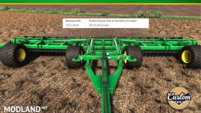 John Deere high speed disk v 1.0, 4 photo