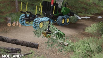 Kirmag Tree Waste Rake v 1.0, 1 photo