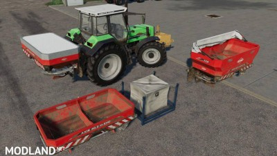 Kuhn Axis 402 Plus Pack v 1.0, 2 photo