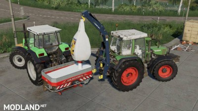 Kuhn Axis 402 Plus Pack v 1.0, 1 photo