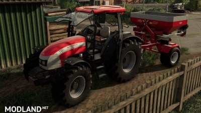 KUHN AXIS TRAILERED v 1.0