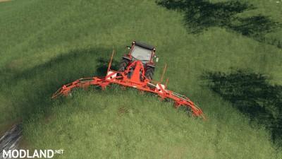 Kuhn GF8702 with ground adaptation v 1.0, 3 photo
