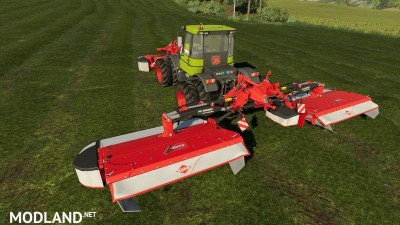 Kuhn Mower Pack v 1.0, 2 photo