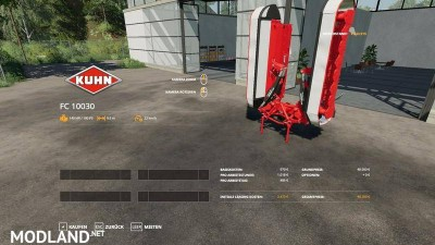 Kuhn Mower Pack v 1.0, 3 photo