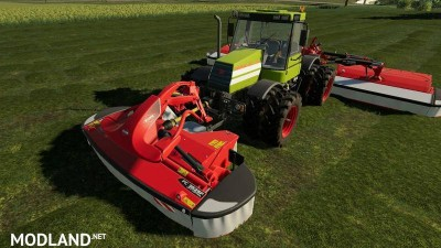 Kuhn Mower Pack v 1.0, 4 photo