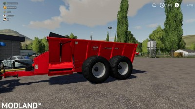 Kuhn SLC141 red/american v 1.0