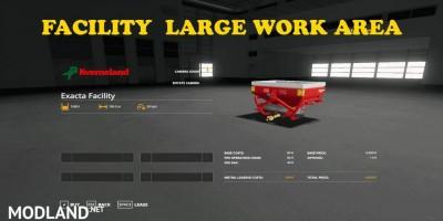 KvernelExacta Facility v 1.0