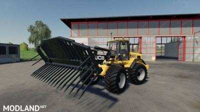 Lizard Silage Fork v 1.0, 1 photo