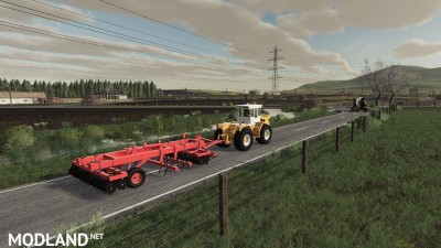 M402 Disc Harrow v 1.0