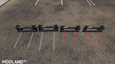 Mandam Pallet Fork v 1.0, 2 photo