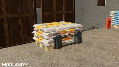 Mandam Pallet Fork v 1.0 - Direct Download image