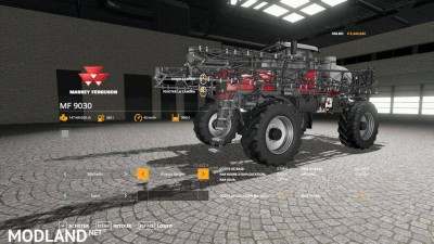 Massey Ferguson 9030 v 1.0, 1 photo