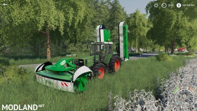 McHale Mower Pack v 1.0, 1 photo