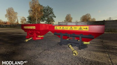MVU Fertilizer Spreaders v 1.0, 2 photo
