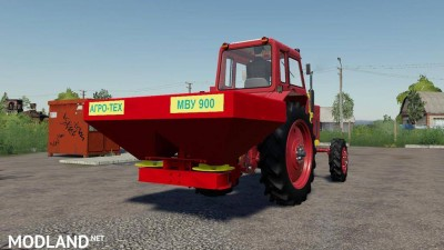 MVU Fertilizer Spreaders v 1.0, 1 photo