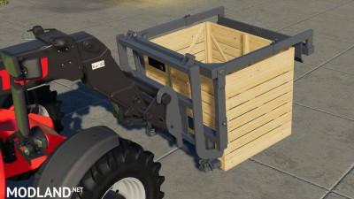 Naus Potato Storage Box And Turnable Pallet Fork v 1.0, 2 photo