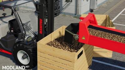 Naus Potato Storage Box And Turnable Pallet Fork v 1.0, 3 photo
