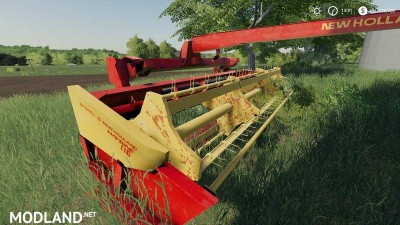 New Holland 116 HAYBINE v 1.0