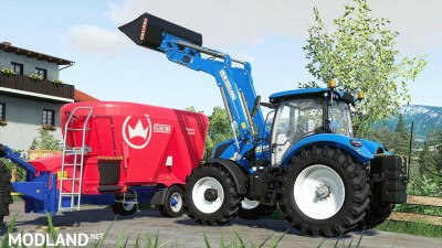 New Holland 700 TL Series v 1.0, 2 photo