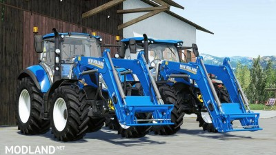 New Holland 700 TL Series v 1.0, 3 photo