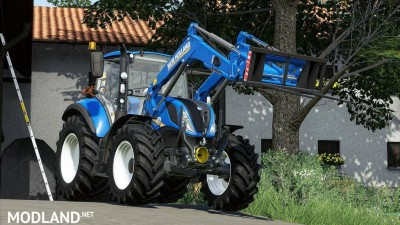 New Holland 700 TL Series v 1.0, 1 photo