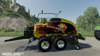 New Holland BB1290 Th01 v1.0