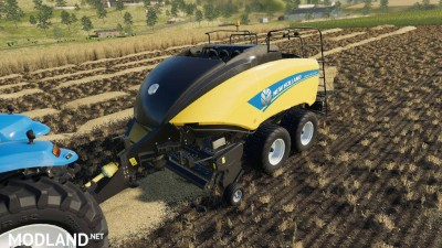 New Holland BigBaler 1290 v 1.0.1, 2 photo