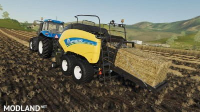 New Holland BigBaler 1290 v 1.0.1