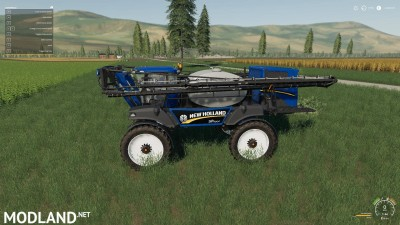 NewHolland Slurry Sprayer v 1.0, 2 photo