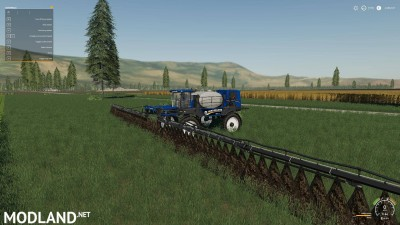 NewHolland Slurry Sprayer v 1.0, 3 photo