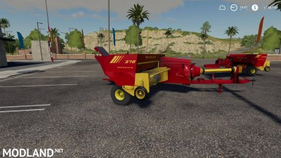 New Holland 378 Baler with Options v 1.2, 5 photo