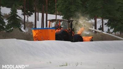 NMC 320H Pro Snow Blower v 1.0.1, 3 photo