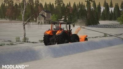 NMC 320H Pro Snow Blower v 1.0.1, 4 photo
