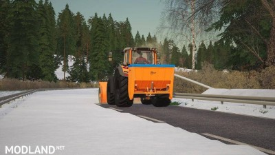 NMC 320H Pro Snow Blower v 1.0.1, 5 photo