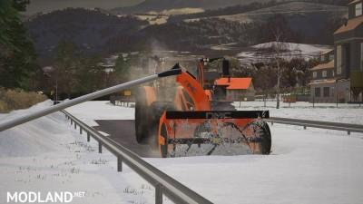 NMC 320H Pro Snow Blower v 1.0.1, 1 photo