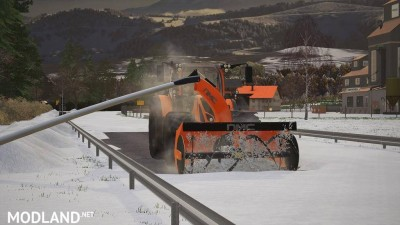 NMC 320H Pro Snow Blower v 1.0.1
