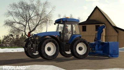 NORMAND SNOW BLOWER v 1.0, 2 photo