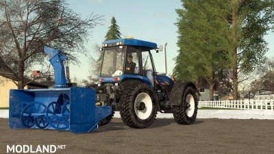 NORMAND SNOW BLOWER v 1.0, 1 photo