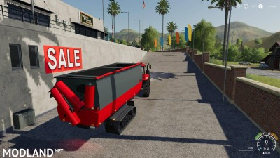 Peecon hooklift Auger Container v 1.0, 5 photo