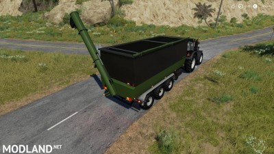 Peecon hooklift Auger Container v 1.0, 6 photo