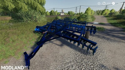 Romanian Disc GD Harrow v 1.0