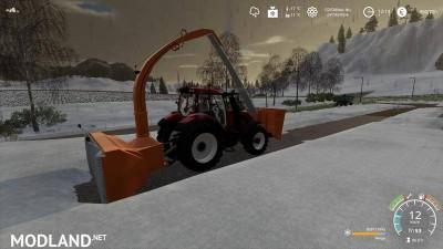 Snow melter pack v 1.0, 2 photo