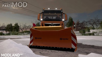 Snow pack with optional parts v 1.0.2, 3 photo