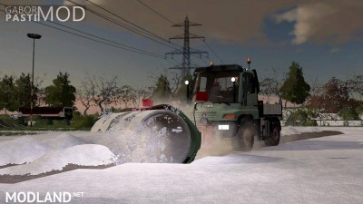 Snow pack with optional parts v 1.0.2, 4 photo