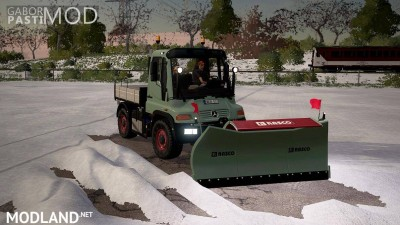 Snow pack with optional parts v 1.0.2, 5 photo