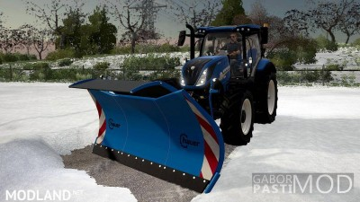Snow pack with optional parts v 1.0.2, 1 photo