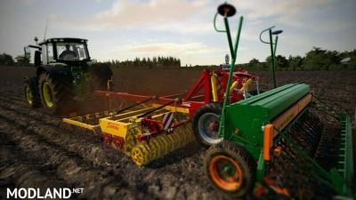 Sopema Cultivator Pack v 1.1, 3 photo